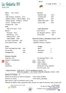 Nouveau Menu 2016 - Galerie 88 - ESP Verso