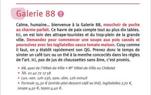 CARNETS PARISIENS HACHETTE