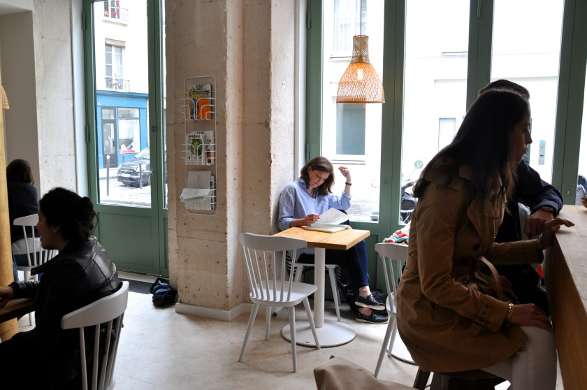 Cafe Mericourt, Paris