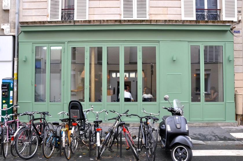 Cafe Mericourt, Paris