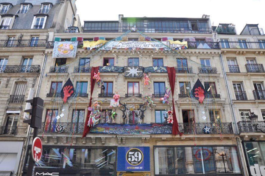 59 Rivoli, Paris