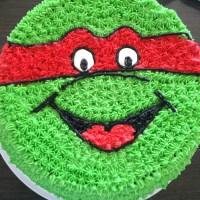 Cumpleaños Pedro 4 años - Fiesta de Tortugas Ninja