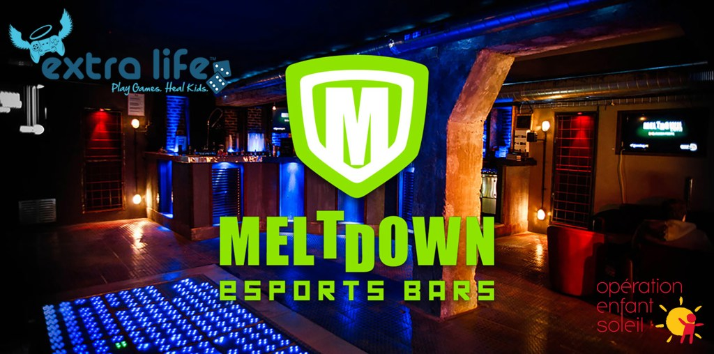Meltdown esport bar