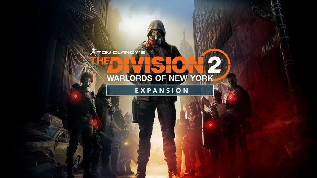 THE DIVISION® 2 WARLORDS OF NEW YORK
