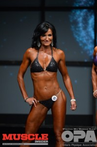 Carol Monette Bikini Champion