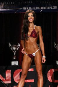 Corrina Yvonne Bikini Athlete