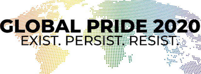 GLOBAL PRIDE 2020 Exist. Persist. Resist.
