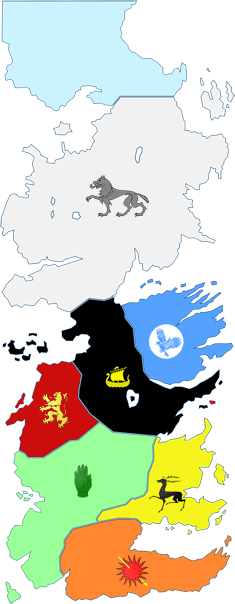 Carte Game Of Thrones 7 Royaumes : carte, thrones, royaumes, Title, Thrones, Season, Episode, Smartfren