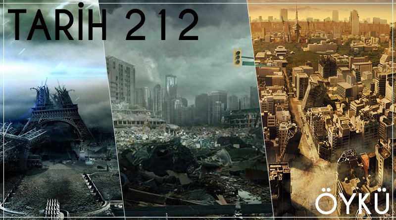 Tarih 212 öykü kapağı