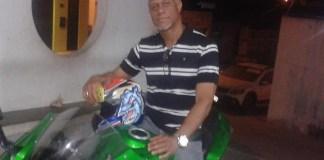 Policial Civil Wilson Oliveira dos Santos (Foto: rede social)