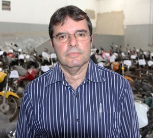 Secretário Adelson Ribeiro