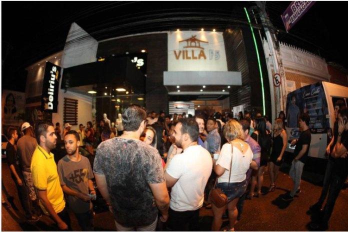 Casa de shows Villa F5
