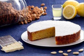 Torta Caprese al limone: Imagen de Giallo Zafferano