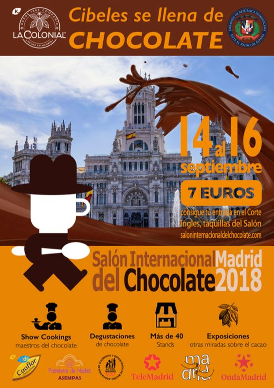 Cartel-Salon-Internacional-del-Chocolate-Madrid-2018