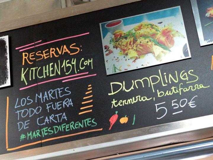 Kitchen-154-Mercado-Vallehermoso---Cartel-Carta