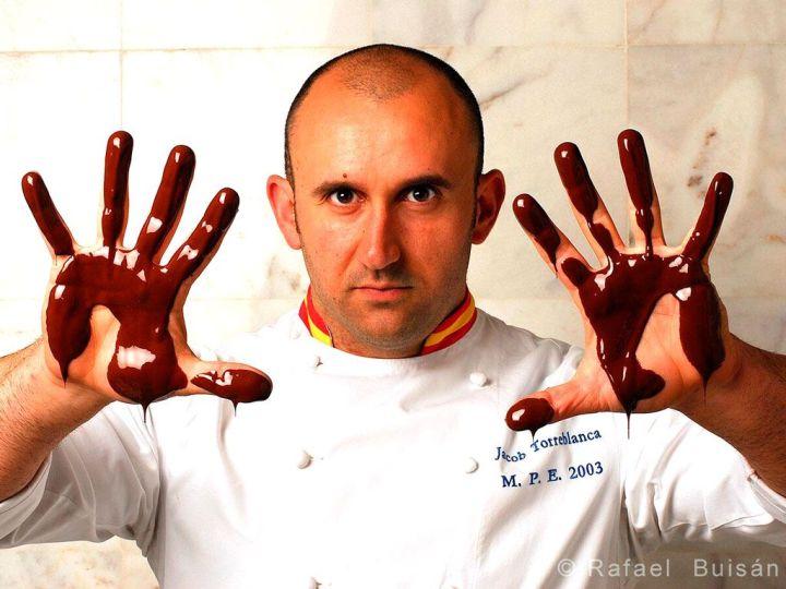 Salon-Internacional-del-Chocolate-Madrid-2018---Jacob-Torreblanca-Chef