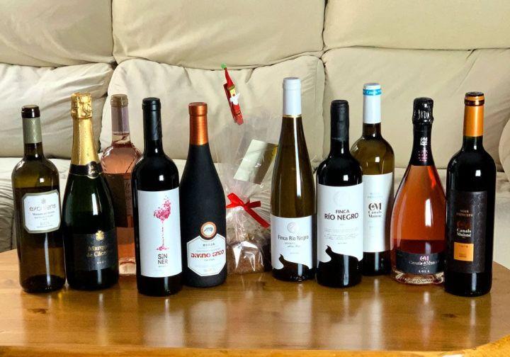 Regalar vino: Ideas de vinos para regalar esta Navidad