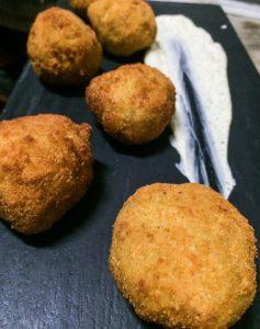 croquetas gastronomia madrid