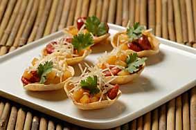 chalupa, gastronomia mexicana