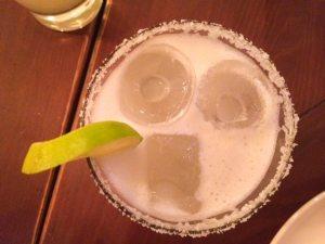 Margarita con carita