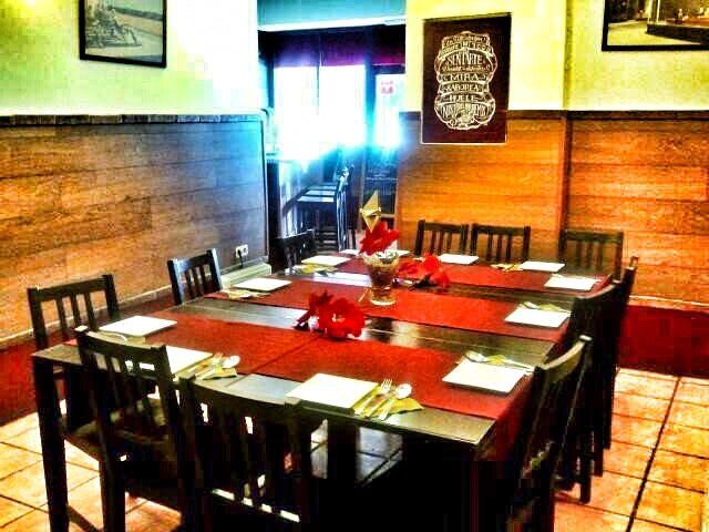 Elige bien el restaurante para tu cena de grupo en navidad - Restaurantes navidad madrid ...