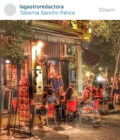 Taberna Sancho Panza Madrid