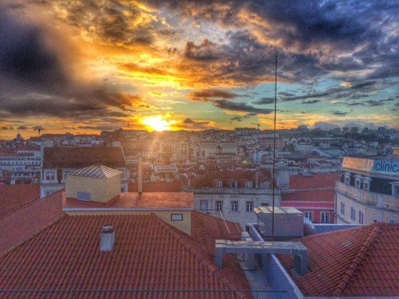 atardecer, lisboa, portugal, conocer portugal, turismo portugal