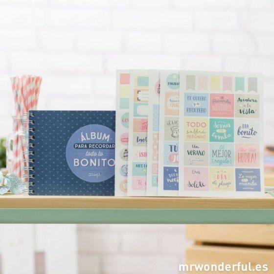 dia de la madre, regalos dia de la madre, regalos para mama, ideas regalos, album mr wonderful, album dia de la madre