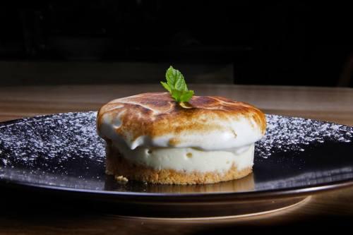 restaurante la canica, chef sergio martinez, restaurantes madrid, donde comer en madrid, restaurantes romanticos madrid, terrazas madrid, madrid,  postre
