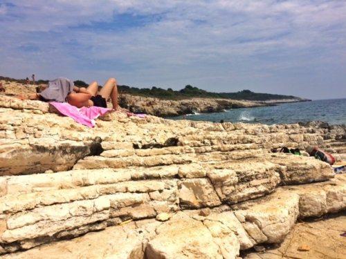 croacia, visitar croacia, lugares croacia, turismo croacia, verano, vacaciones croacia, playa premantura, istria