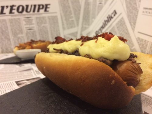 street food madrid, hot dog madrid, perritos calientes, restaurantes en madrid, comer en madrid, comer barrio chamberi