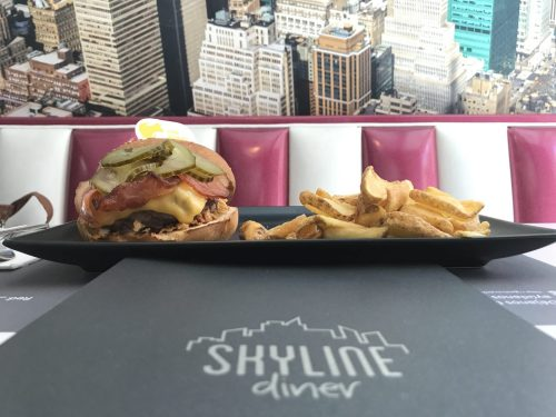 verano, productos gourmet, gastronomía, foodie, restaurantes madrid, bebidas verano, skyline dinner, hamburgesas madrid