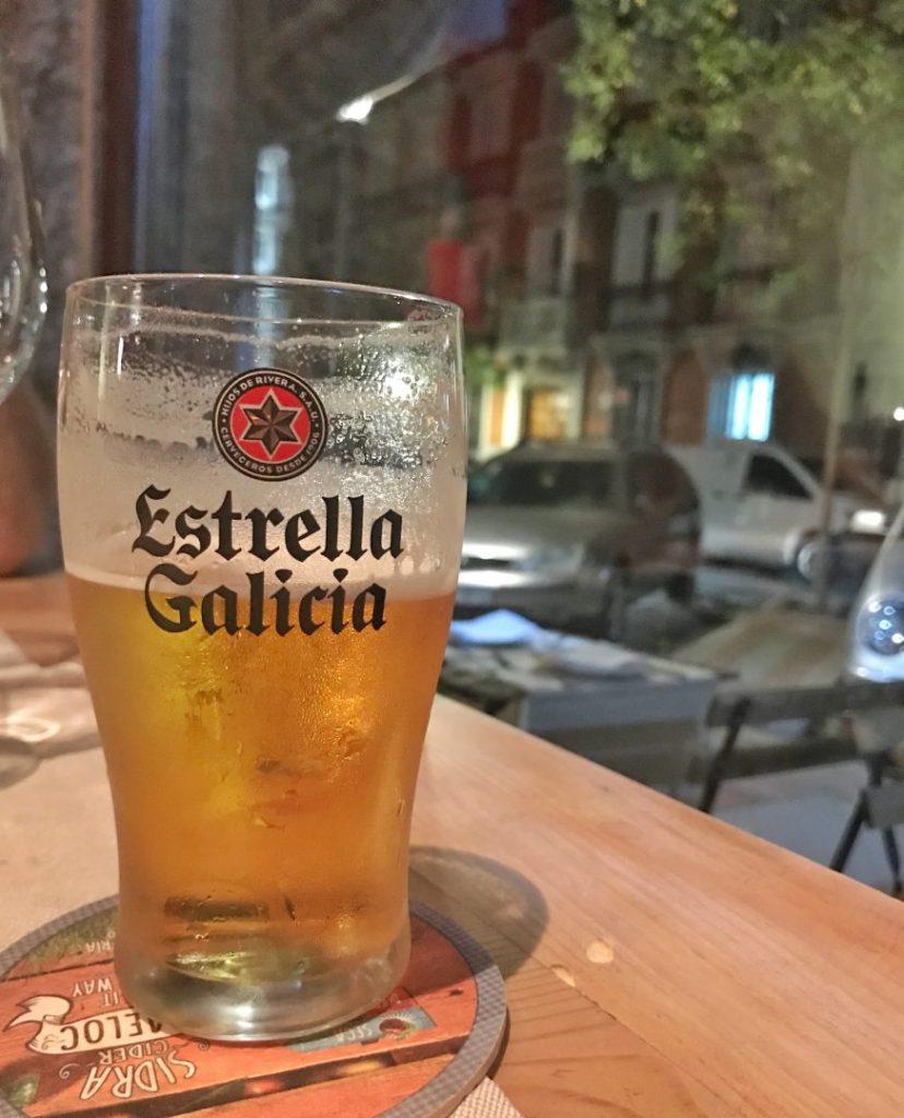 Estrella Galicia de aperitivo. Restaurantes en Madrid