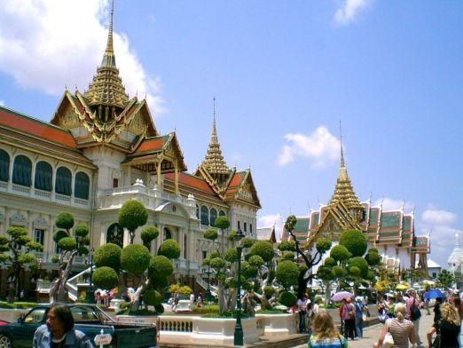 Palacio Real en Bangkok