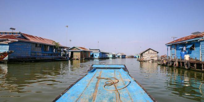 Visita a Tonle Sap