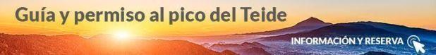 Reserva de permiso al Teide