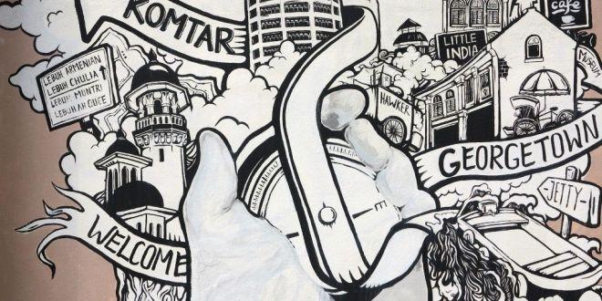 Arte en Penang