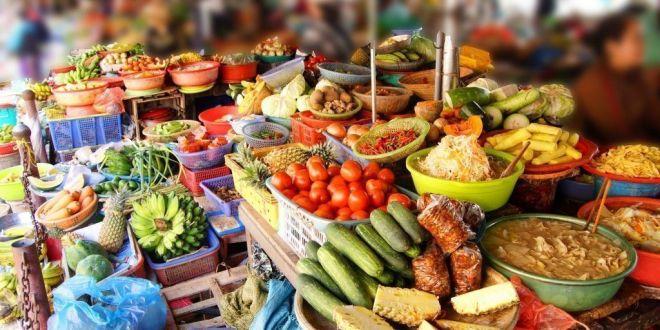Frutas del sudeste asiatico