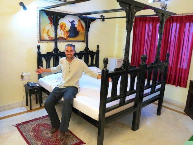 Hoteles en el norte de India