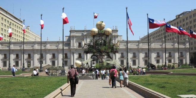 Palacio La Moneda