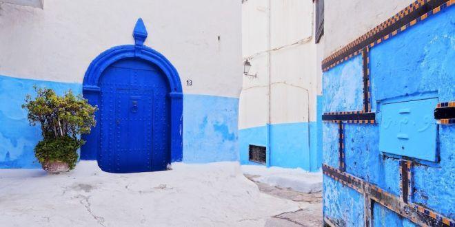 Kasbah de los Oudayas