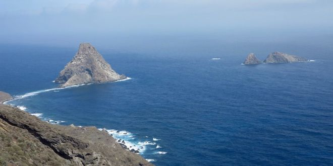 Chamorga a Roque Bermejo