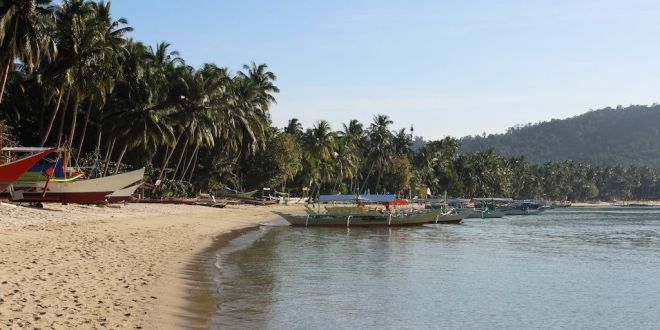 Playa de Port Barton