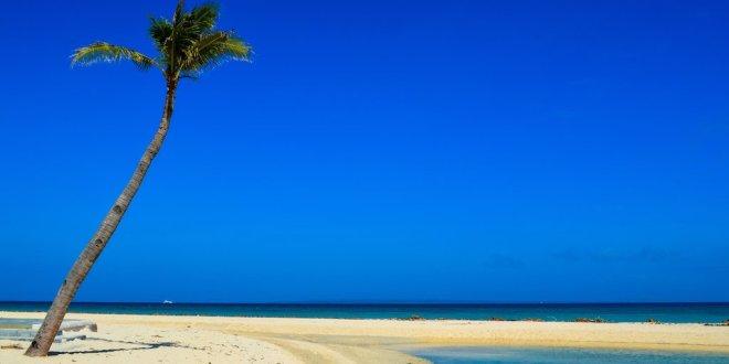 Las playas de Bantayan
