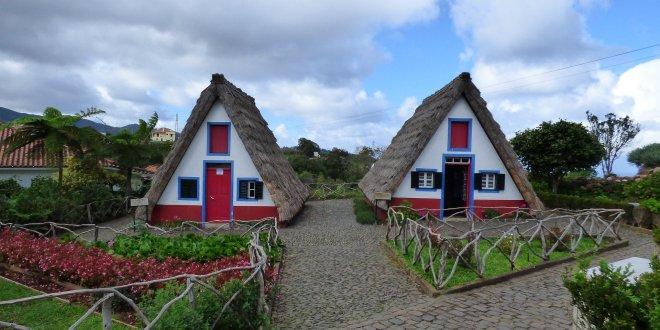 Casas en Madeira