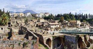 Excursión a Herculano