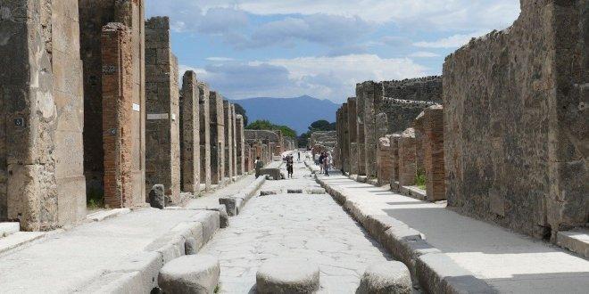 Tour a Pompeya