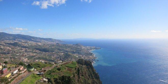 ruta por Madeira