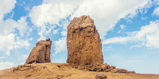 Sendero al Roque Nublo