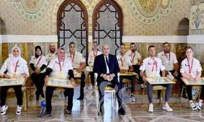 Tebboune honors Tokyo Paralympic Video games medalists
